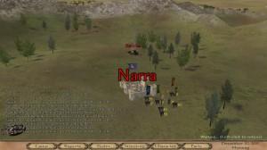 Narra under siege.