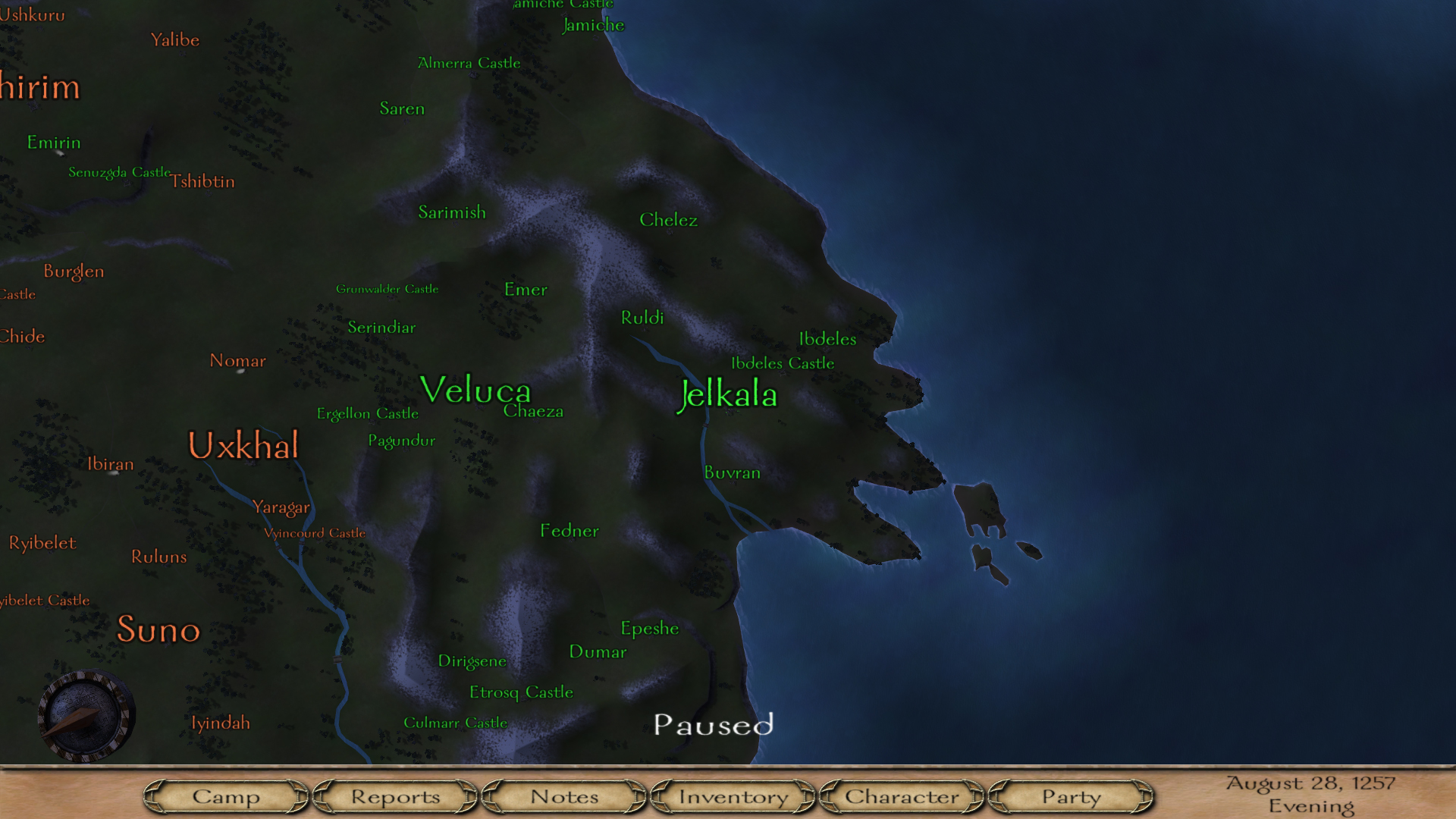 Mount blade warband or why i would be a bad king nerdsworth mount and blade map gumiabroncs Choice Image
