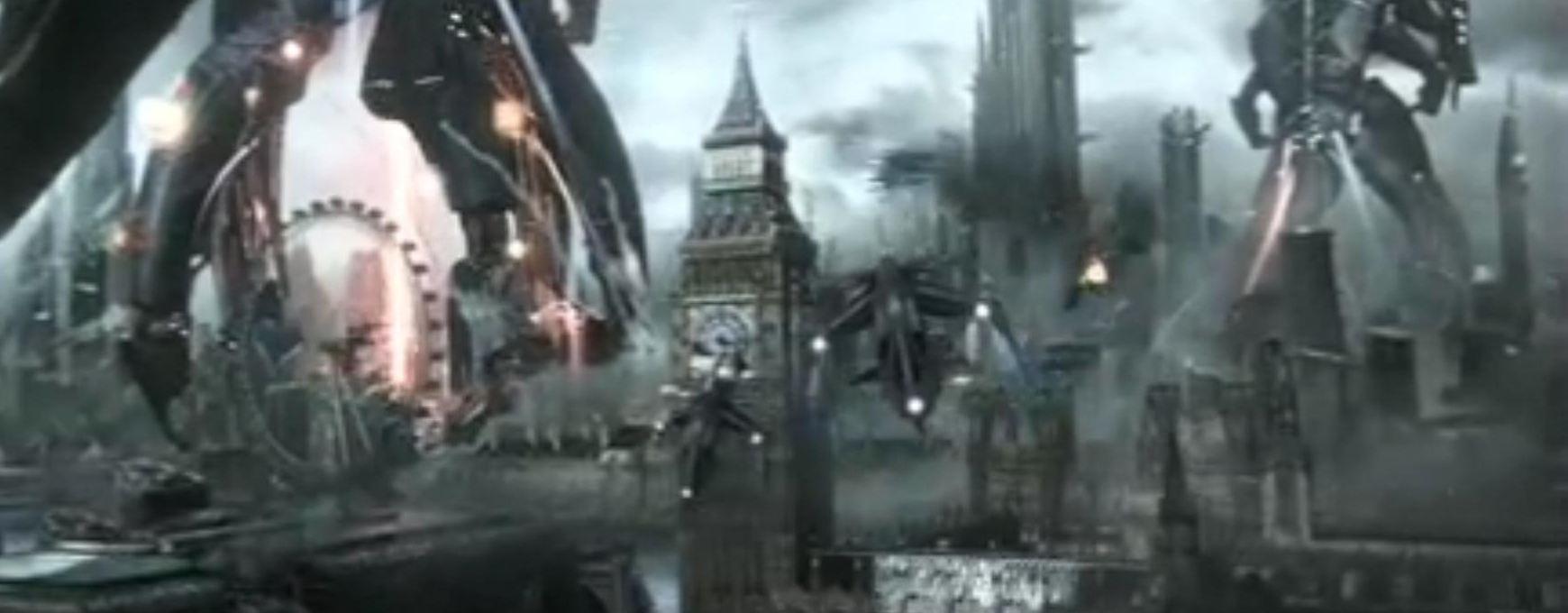 Reapers descend on London.