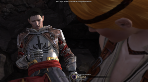 Player choices affect the world, characters' lives, and their relationship with Hawke.