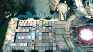 Tower Defense games involve making complicated mazes in an attempt to lengthen the path the enemy must take to their objective.