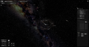 Our Solar System, so quiet and peaceful.  This was before the coming of the great destroyer...