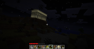 The Parthenon is the light to guide the way.