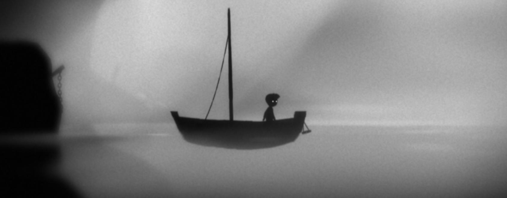 A boy in Limbo.