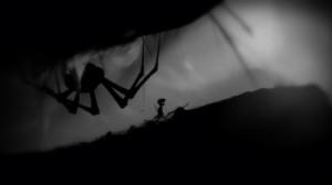 Ahhh! Spider!