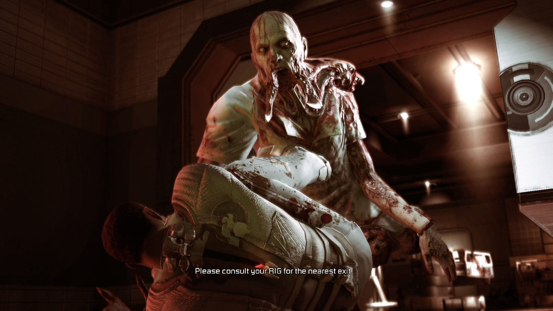 Dead Space 2 You Ll Squirm With Both Excitement And Fear