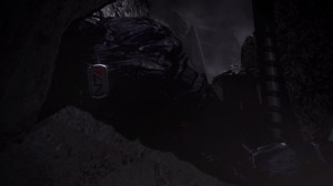 Shepard breathes in the final shot before the credits roll.