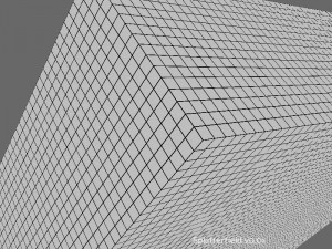 I edited a simple texture that I found to include edges so that I could more easily see the grid.