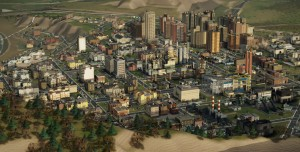 Do you want to be mayor of a sprawling metropolis of skyscrapers? Or maybe a college town?