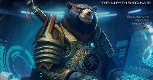 """""""We are the space bears. We also like poetry."""""""