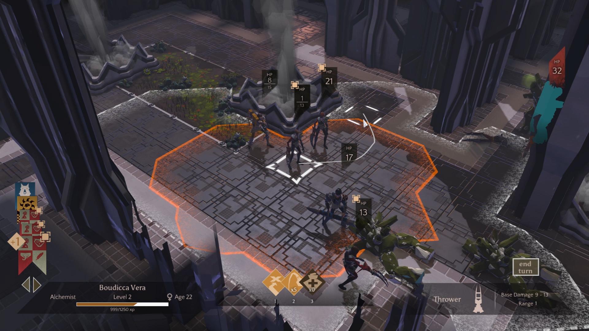 Massive Chalice Beta Playthrough  Part 2  First Keep