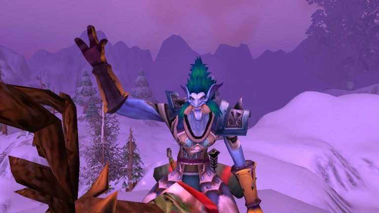 a very blizzard christmas world of warcraft edition - World Of Warcraft Christmas