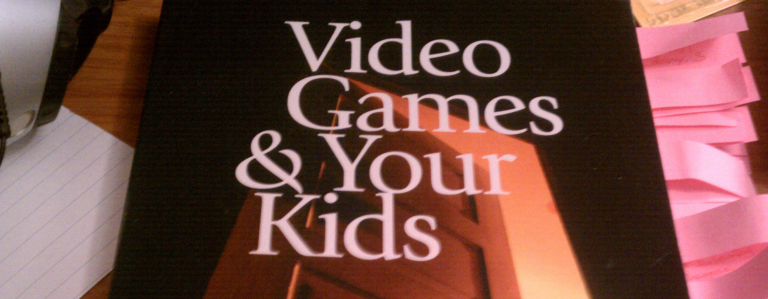 Video Games & Your Kids