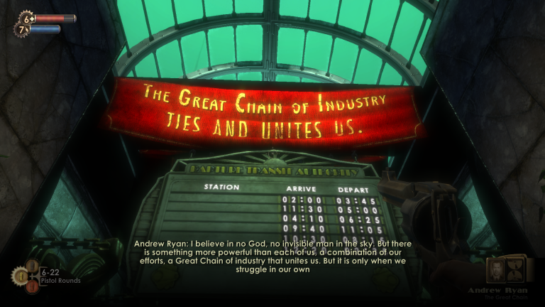 The Great Chain of Industry