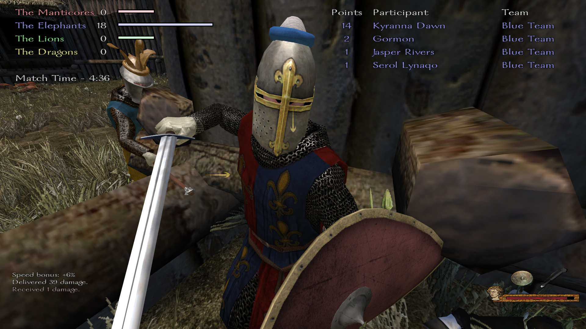 Mount and Blade, Westeros Style
